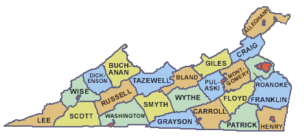 counties
